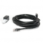 AV:Link 113.534UK RJ11 Plug to Plug Modem Leads - 5.0m