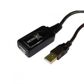 NEWlink 15m USB 2.0 Active Extension Cable