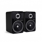 Elipson Prestige Facet 6B BT Compact Bluetooth Speaker - Black