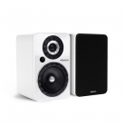Elipson Prestige Facet 6B BT Compact Bluetooth Speaker - White