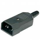 Mercury 776.275UK IEC In-Line Plug C14