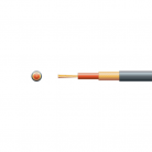 avsl 803.100UK Round 1 Core Overall Lap Screen Cable -100m