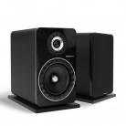 Elipson Prestige Facet 8B Bookshelf Speaker - Black
