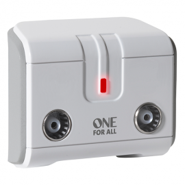 One-For-All SV9602 Signal Booster 2 Way