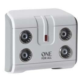 One-For-All SV9604 Signal Booster 4 Way