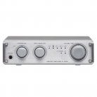 TEAC AI-101-S Integrated Amplifier with USB DAC (Silver)