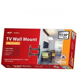 AVF AL200Q Flat to Wall TV Wall Mount VESA 200x200