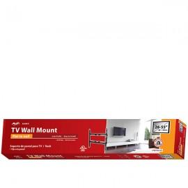 AVF AL400 Flat to Wall TV Wall Mount VESA 400x400
