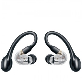 Shure AONIC 215 True Wireless Sound Isolating™ Earphones - Clear