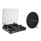 Audio-Technica AT-LP60SPBT Wireless Turntable and Speaker System