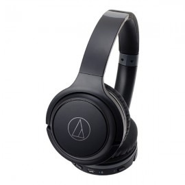 Audio-Technica ATH-S200BT Wireless Bluetooth Headphones 40 Hour Battery Life