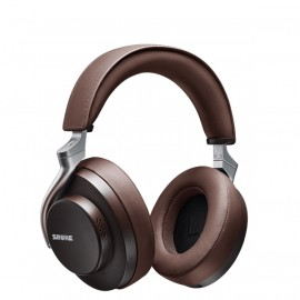 SHURE AONIC 50 Premium Wireless Noise Cancelling Headphones - Brown