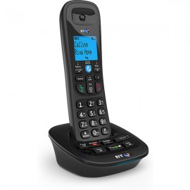 BT3950 DECT Phone with Nuisance Call Blocker and Answer Machine - Single