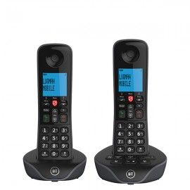 BT BT7880 Cordless Telephone with Answer Machine & Call Blocking - Twin