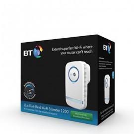 BT BTEX1200 11ac Dual-Band Wi-Fi Extender 1200