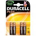 Duracell AAA Size - MN2400 Plus Range Batteries