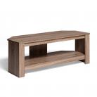 Techlink Calibre AV Stand for Screens up to 55 - Grey Oak