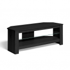Techlink Calibre+ AV Stand for Screens up to 55 - Black Oak