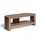 Techlink Calibre+ AV Stand for Screens up to 55 - Grey Oak