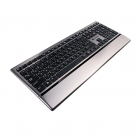 Canyon HKB4 Slimline Multimedia Keyboard