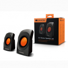 Canyon SP20JB Portable Stereo Speakers