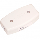 Electrovision E301EB 3 Way In-Line 5A Junction - White