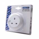 E304CD LED Nightlight with 13A Socket