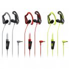 Pioneer SE-E5T In-Ear Clip Sport Headphones