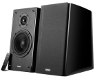 EDIFIER R2000DB 2.0 Speaker System with Bluetooth & Optical Input - Black