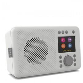 PURE Elan Connect (DAB+/FM, Internet & Bluetooth) - Stone Grey