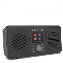 PURE Elan Connect+ (DAB+/FM, Internet & Bluetooth) - Charcoal