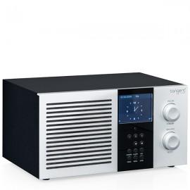 Tangent Elio Mono DAB & Internet Radio with Bluetooth, DLNA and Spotify - Black