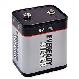 Eveready PP9 Zinc Carbon 9V Battery