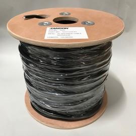 Samson 16/2/100 Exterior 2 Core Speaker Cable, 100m - Black