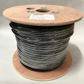 Samson 16/4/100 Exterior 4 Core Speaker Cable, 100m - Black