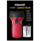 Infapower F014 6 Volt Lantern Torch