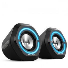 EDIFIER G1000 Bluetooth RGB Gaming Speakers - Black