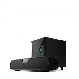 EDIFIER G7000 Gaming Soundbar with Wireless Sub - Black