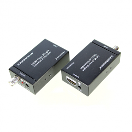 Antiference HDMIEC01 Mini HDMI Over Coax Extender with IR