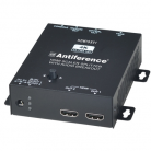 Antiference HDMISS01 HDMI 1x2 HDMI2.0 HDCP2.2 4K Splitter with Auto Scaling