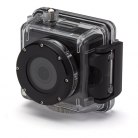 Kitvision Splash Waterproof 1080p Action Camera - Black