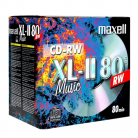 Maxell CD-RW XL-II 80 Audio 10 Pack