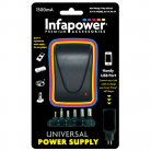 Infapower P003 1500mA Universal Power Supply