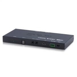 CYP PUV-1230PL-RX 60m HDBaseT LITE Slimline Receiver (4K, HDCP2.2, PoH, OAR)