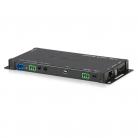 CYP PUV-2010TX 100m HDBaseT 2.0 Slimline Transmitter (4K, HDCP2.2, PoH, LAN, OAR, USB)