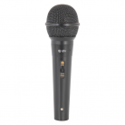 QTX 173.853UK DM11 Dynamic Microphone - Black