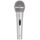 QTX 173.856UK DM11 Dynamic Microphone Silver