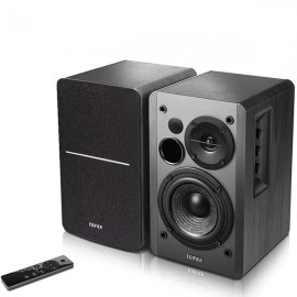 EDIFIER's NEW R1280DBs Active BT v5.0 Bookshelf Speakers with Sub Out - Black