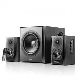 Edifier S351DB 2.1 Active Speaker System with aptX Bluetooth - Black