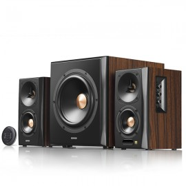 NEW EDIFIER S360DB 150W Hi Res Audio 2.1 System, BT 4.1 aptX & Wireless Sub